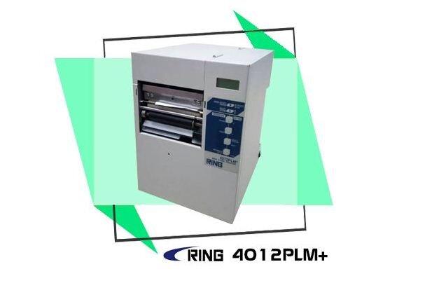 Máy in mã vạch Ring 4012PLM+