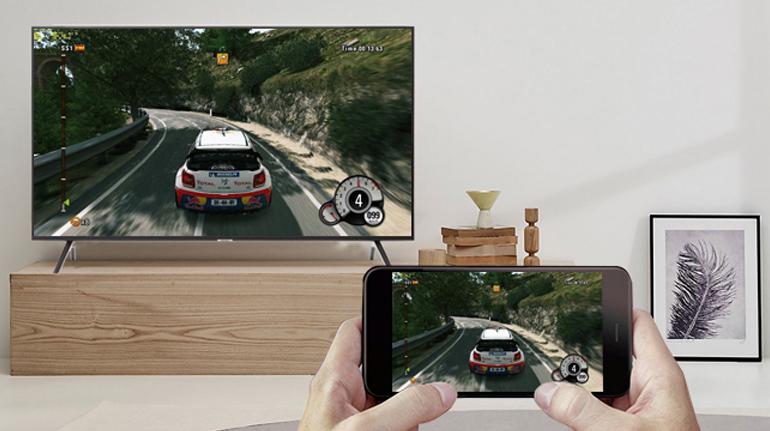 Smart Tivi Samsung 4K 43 inch UA43NU7400 - Giá rẻ nhất: 7.190.000 vnđ
