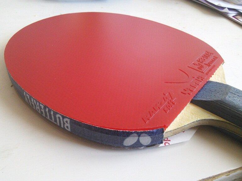 Mặt vợt bóng bàn Yasaka Rakza X
