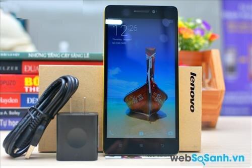 Mở hộp Lenovo K3 Note