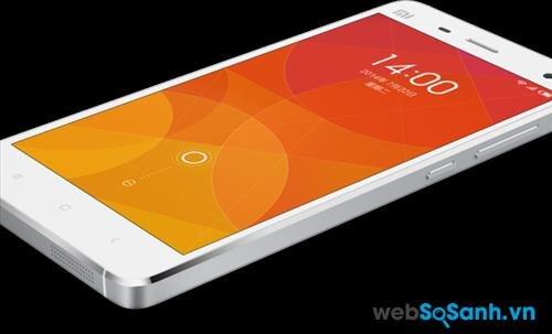 Điện thoại Xiaomi có cấu hình phần cứng nhỉnh hơn chút nhờ trang bị 2 GB Ram