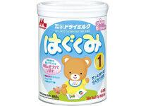Sữa bột Morinaga Hagukumi số 1 - hộp 320g (dành cho bé 0 - 6 tháng)