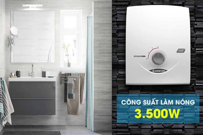 Có nên mua máy nước nóng trực tiếp chống giật không