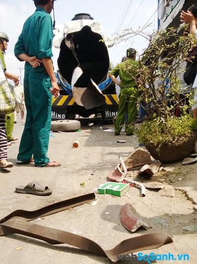 Làm sai quy định hàn cắt an toàn sẽ dẫn tới hậu quả đáng tiếc như vụ nổ bồn chứa xăng vừa qua