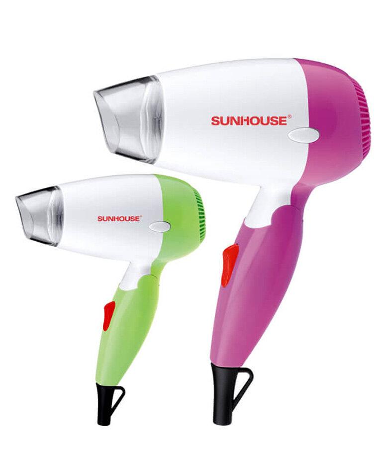 máy sấy tóc sunhouse