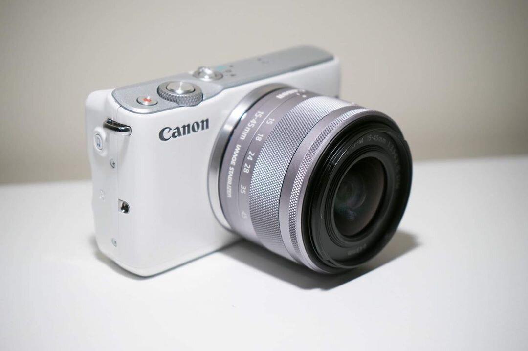 Canon EOS M10 là chiếc máy ảnh phù hợp cho ai muốn tập tành chụp ảnh
