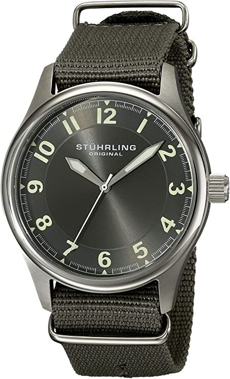 Stuhrling Original Men's 741.SET02 Aviator