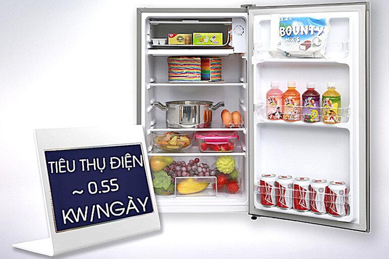 Tủ lạnh Mini Electrolux EUM0900SA c