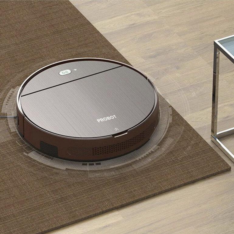 Tích hợp trợ lý ảo Alexa trên robot hút bụi Probot Nelson A7