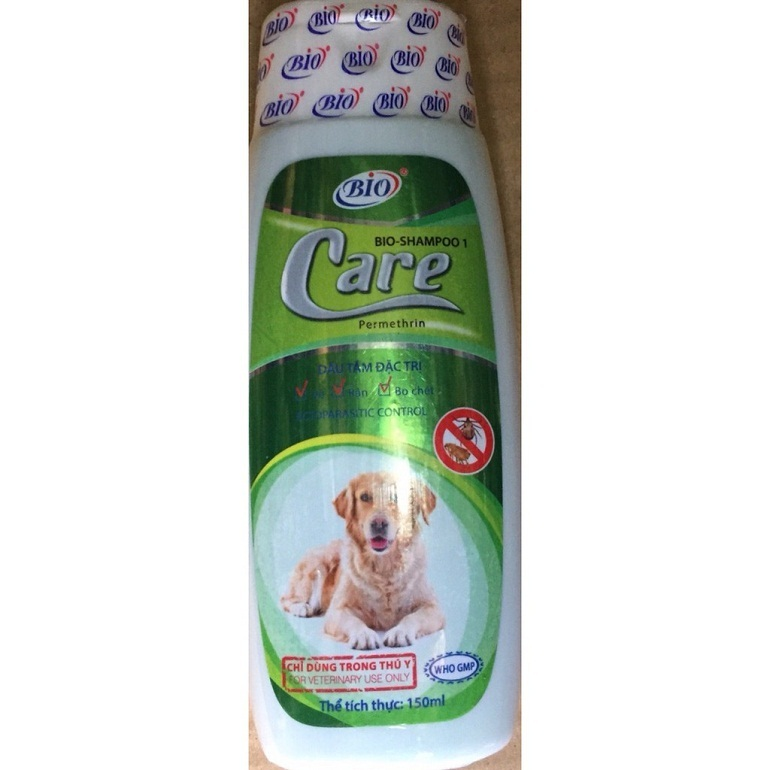 Sữa tắm cho chó Bio Care