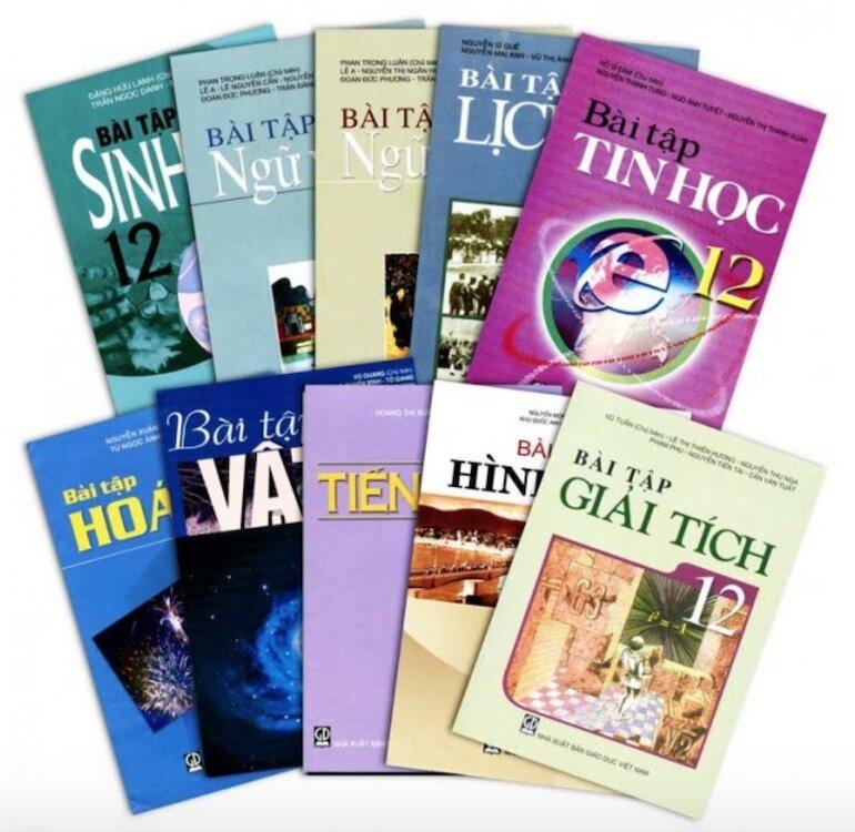 Sử dụng phương pháp học tập sách giáo khoa 12 hợp lý