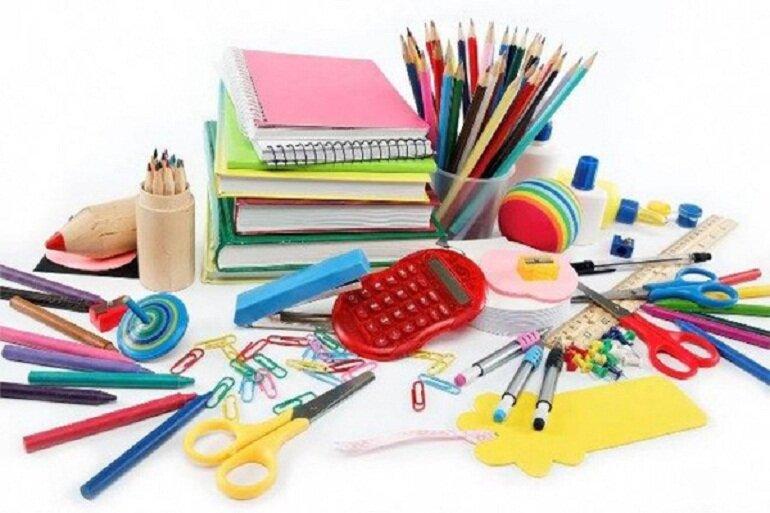 Các dụng cụ học tập cần thiết cho học sinh lớp 6