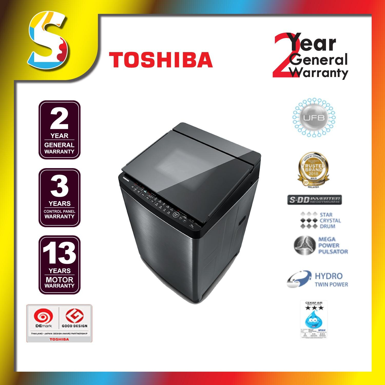 Máy giặt Toshiba S DD inverter sở hữu nhiều công nghệ tiên tiến