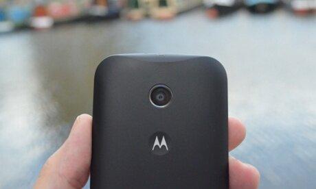 Camera Moto E