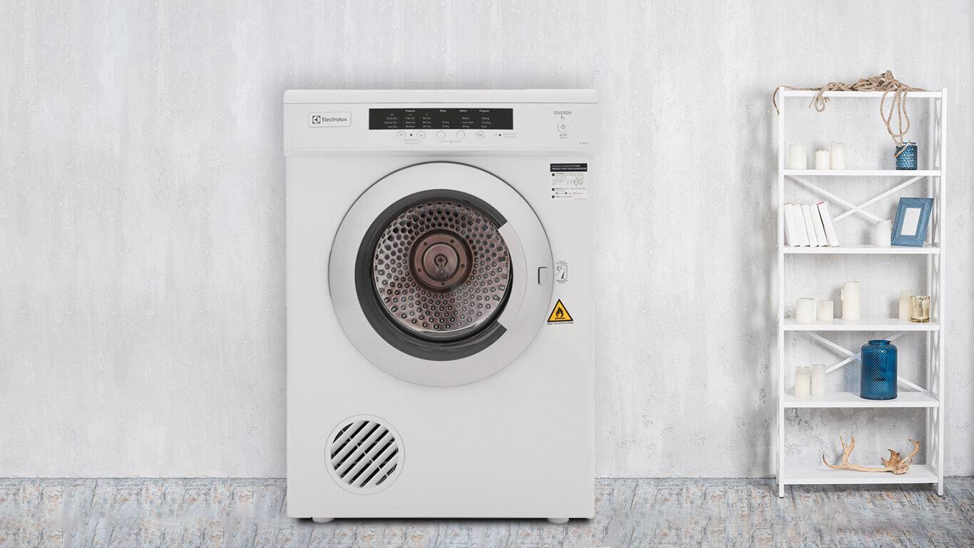 Công nghệ Inverter trên Electrolux giúp bạn tiết kiệm được điện năng sử dụng