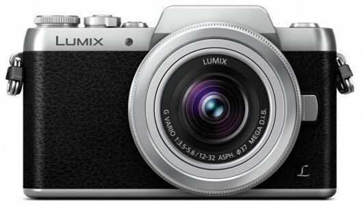 The Panasonic Lumix GF7 boasts a number of selfie-friendly features