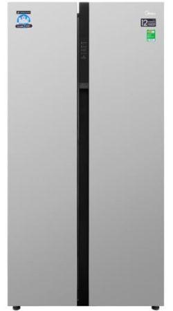 Tủ lạnh Midea Inverter 530 lít MRC-690SS