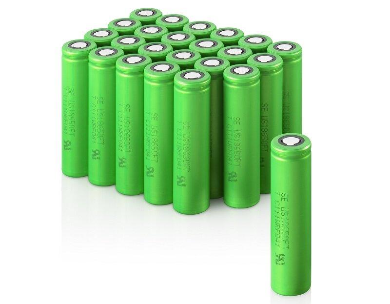 Pin Li – Ion lưu trữ được năng lượng lớn lại có mức giá rẻ
