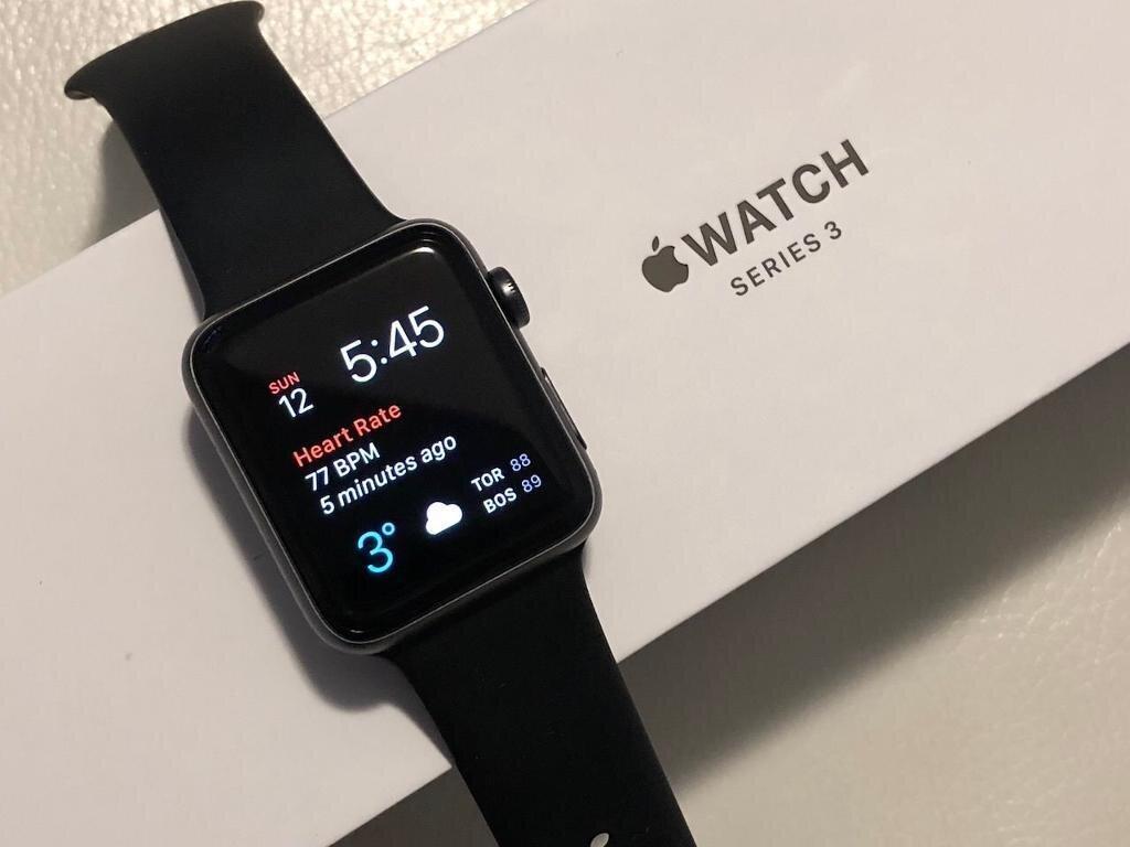 Smartwatch Apple Watch Series 3 GPS 42mm
