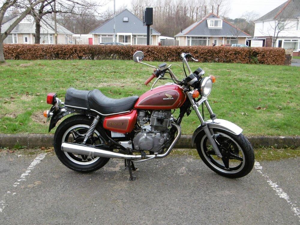 Honda Custom LA CM250T
