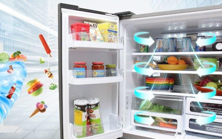 Tủ lạnh sharp sj-fx630v-st có tốt không ?