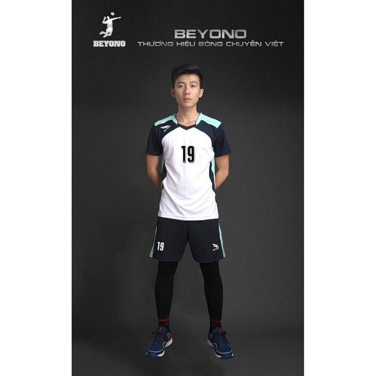Quần áo bóng chuyền nam Beyono BY05