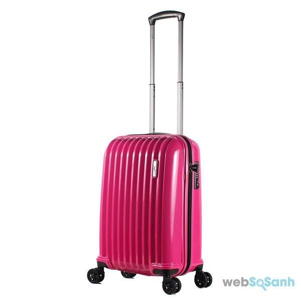 thương hiệu vali kéo nhỏ giá rẻ Lusetti
