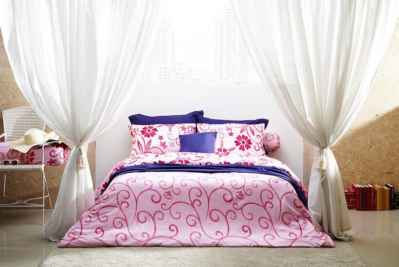 Bộ drap trải giường này sẽ chinh phục được ngày cả những cô nàng khó tính