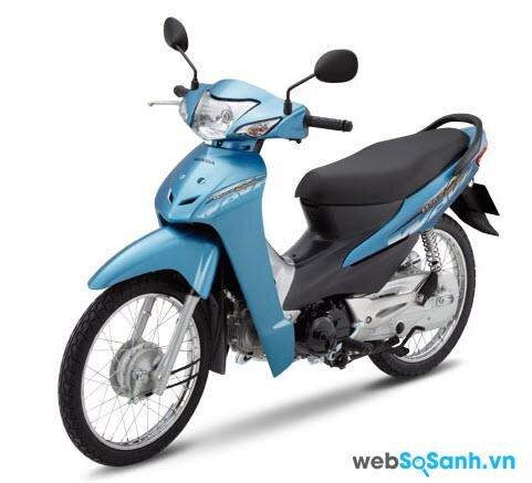 Honda Wave Alpha là sự lựa chọn tốt cho sinh viên và các bạn trẻ