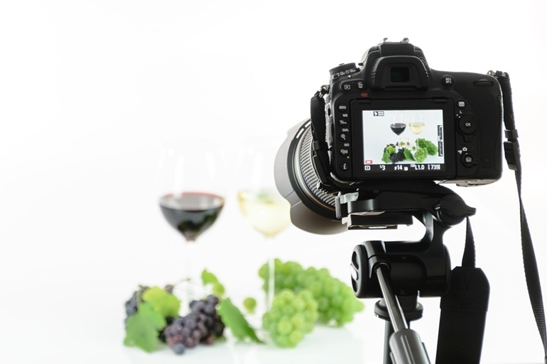 mẹo chụp ảnh sản phẩm để tăng doanh thu bán hàng