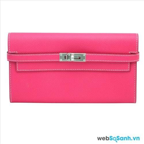 Hermes Kelly longue wallet