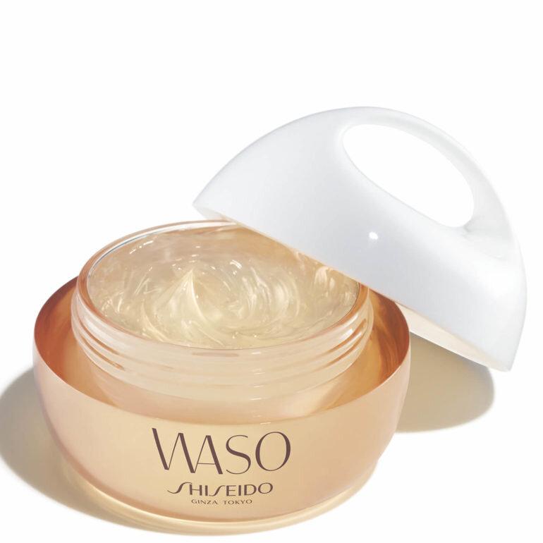 Kem dưỡng ẩm cho da mụn Shiseido Waso Clear Mega-Hydrating Cream