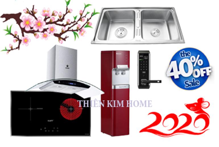 Thiên Kim Home chuyên cung cấp sản phẩm thiết bị đồ dùng nhà bếp chính hãng