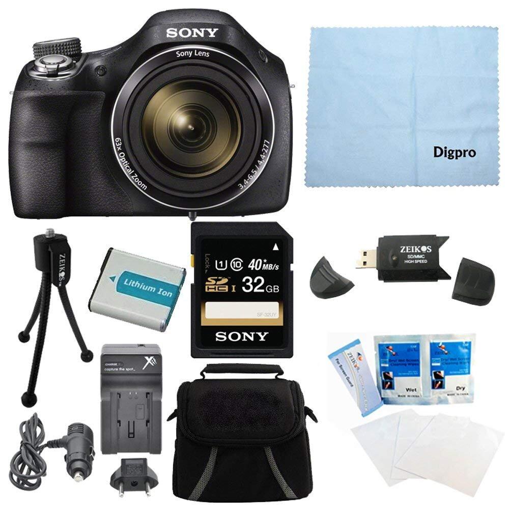 Máy ảnh Compact Sony DSC-H400