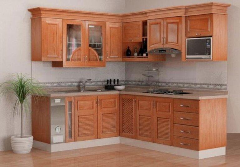 Giá bát - thiết bị nội thất nhà bếp đơn giản cực tiện lợi
