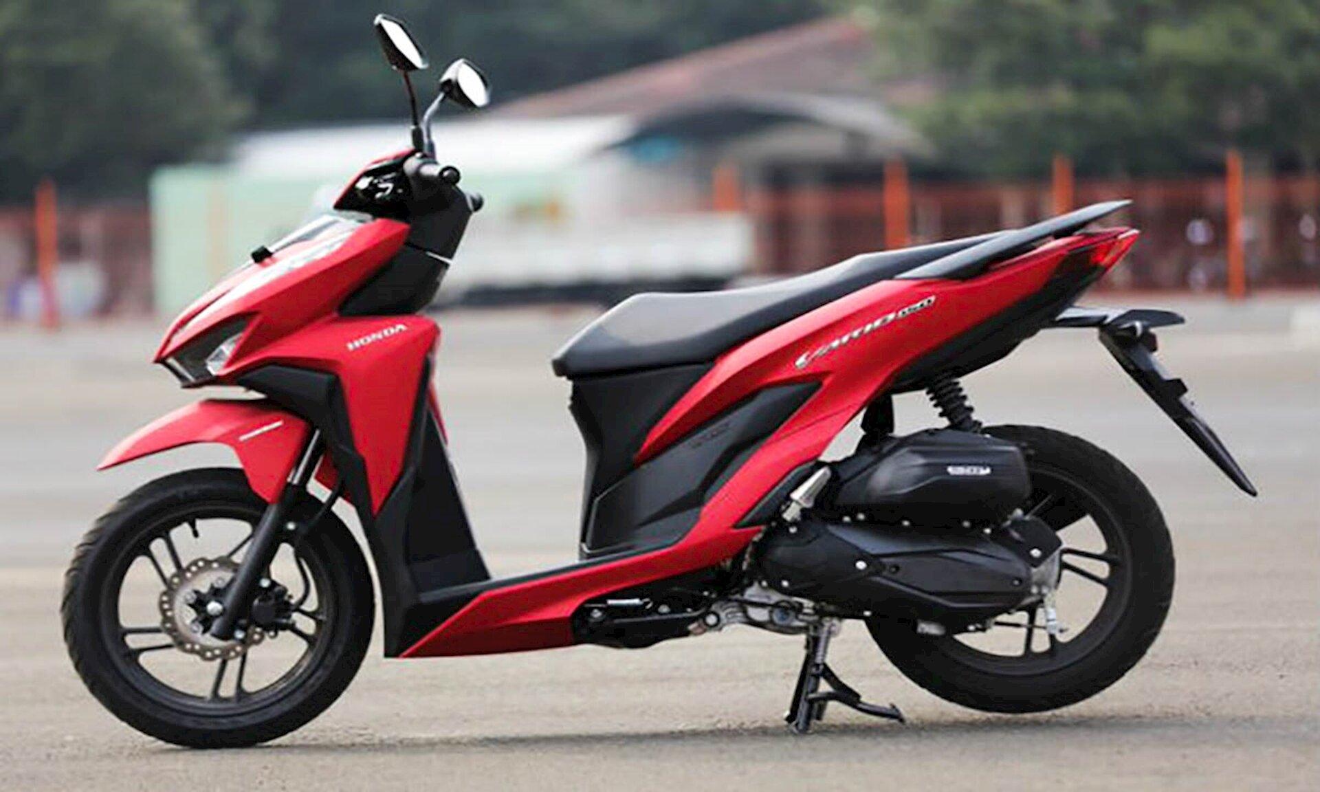 Honda Vario 150 có kiểu dáng thiết kế khỏe khoắn và mạnh mẽ