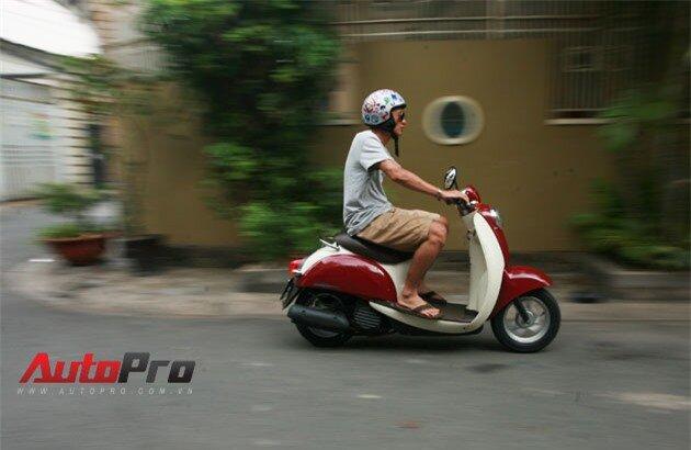 Honda Crea Scoopy 50cc: Scooter lý tưởng trong phố 6