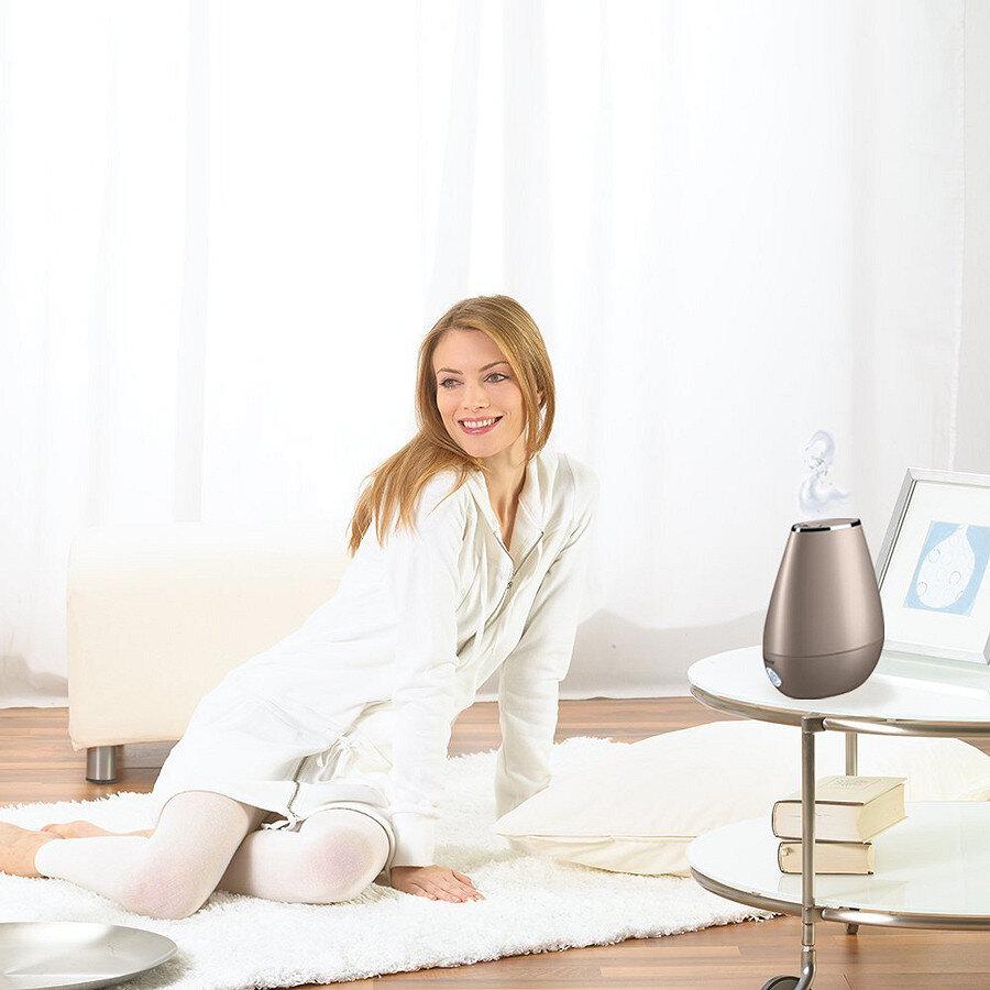 Các sản phẩm máy tạo ẩm đến từ thương hiệu Beurer rất được nhiều người ưa chuộng.