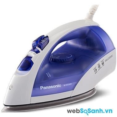 Bàn là hơi nước Panasonic được nhiều người ưa chuộng