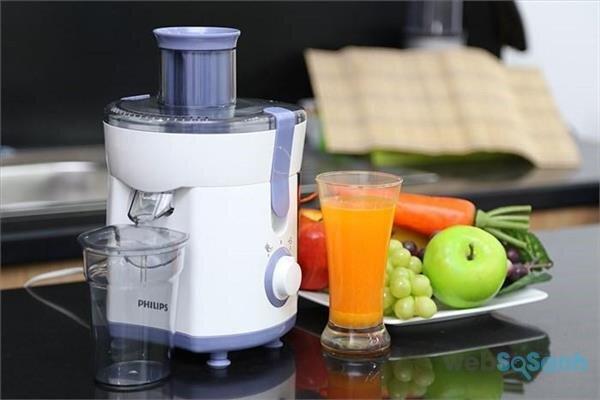 chọn máy ép hoa quả tốt nhất