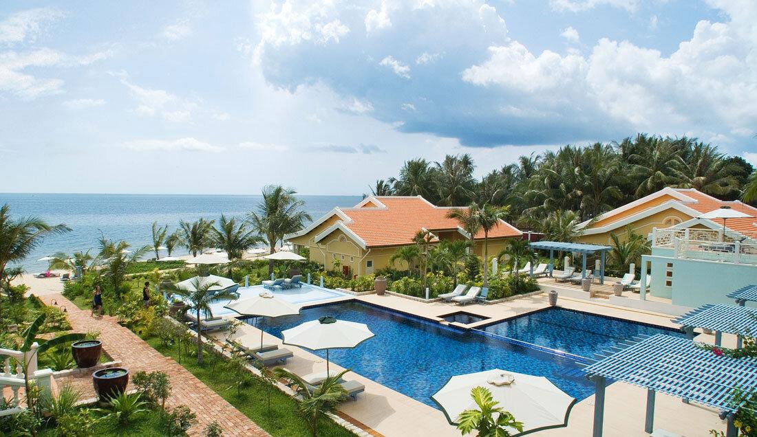 Resort ở Phú Quốc mang đẳng cấp quốc tế