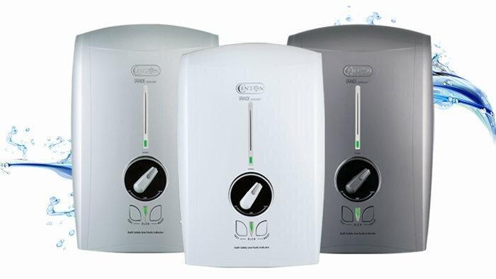 máy nước nóng centon