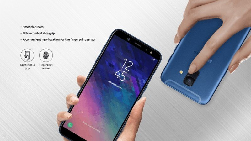 Đánh giá Galaxy A6 2018