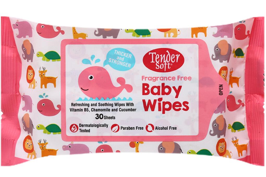 Khăn ướt Tender Soft Baby