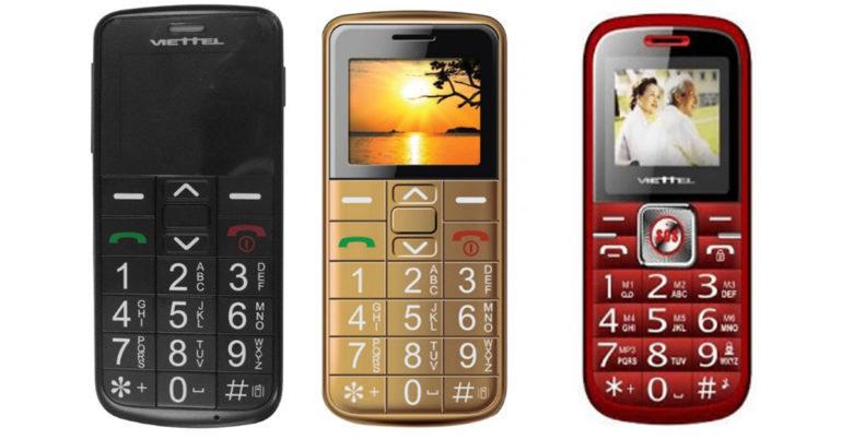 Có nên mua điện thoại Viettel giá rẻ V6216 2 sim 2 sóng cho bố mẹ không ?