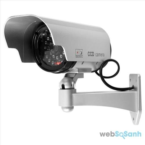 Camera an ninh có dây: camera giám sát an toàn nhất