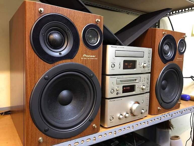 Dàn âm thanh Pioneer là gì?