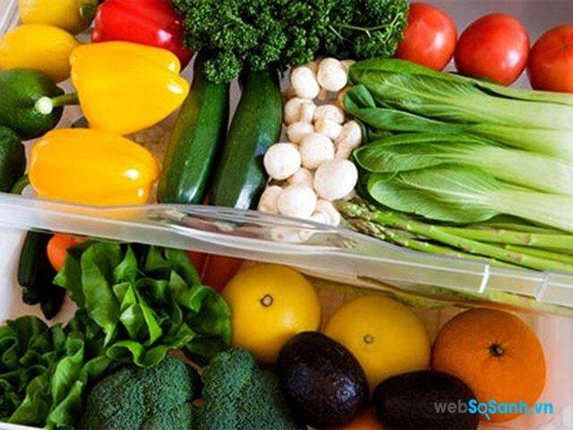 Công nghệ làm lạnh không đóng tuyết giúp thực phẩm được bảo quản tốt hơn (nguồn: internet)