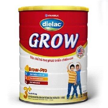 SỮA BỘT DIELAC GROW 3+ CHO TRẺ TỪ 3 - 10 TUỔI HỘP 900G