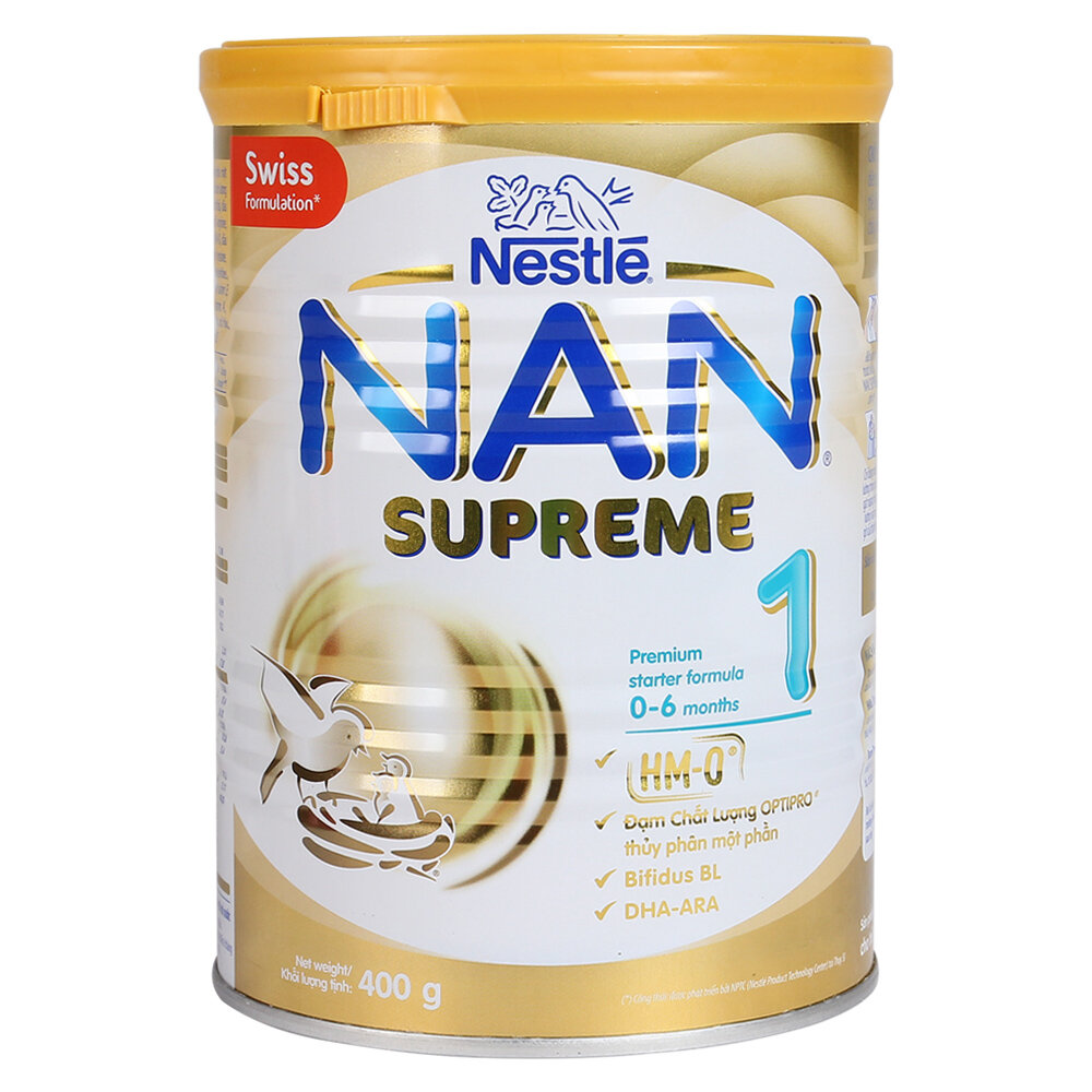 Sữa Nan Supreme HA số 1